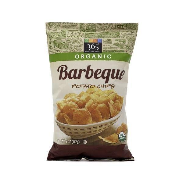 Potato Chips, 365® Organic Barbeque Potato Chips (5 oz Bag)
