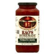 Pasta Sauce, Rao's® Tomato Basil Pasta Sauce (24 oz Jar)