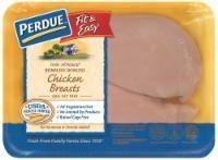 Chicken Breasts, Perdue® Boneless & Skinless Chicken Breasts (3 per Tray)