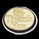 Wax Envelope Seal | 894-H Rose Thank You