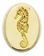 Wax Envelope Seal | 872-H Sea Horse