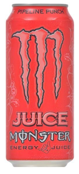 Energy Drink, Monster® Pipeline Punch™ Energy Drink (16 oz Can)