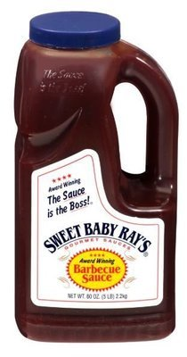 BBQ Sauce, Sweet Baby Ray's® Original BBQ Sauce (80 oz Bottle)