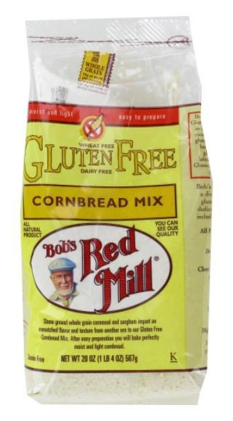 Corn Bread Mix, Bob's Red Mill® Corn Bread Mix (20 oz Bag)