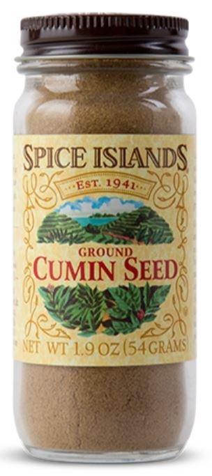 Seasonings, Spice Islands® Cumin Seed (1.9 oz Jar)