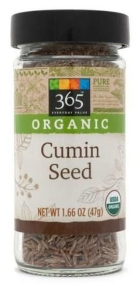 Organic Seasonings, 365® Organic Cumin Seed (1.66 oz Jar)