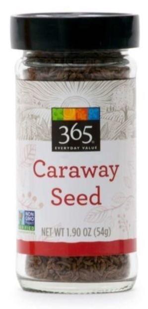 Seasonings, 365® Caraway Seed (1.9 oz Jar)