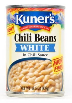 Canned Chili Beans, Kuner's®