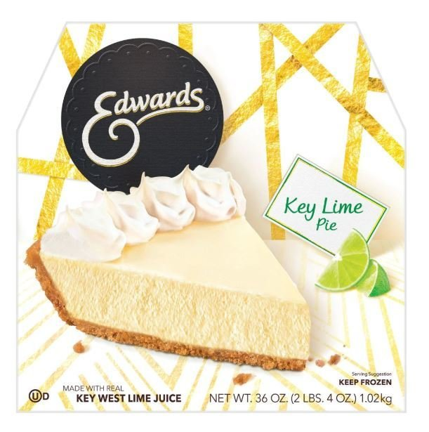Pie, Edwards® Key Lime Pie (36 oz Box)