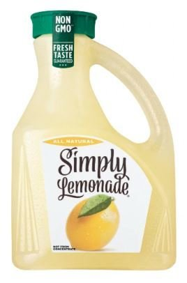 Juice Drink, Simply Lemonade® Lemonade (89 oz Bottle)