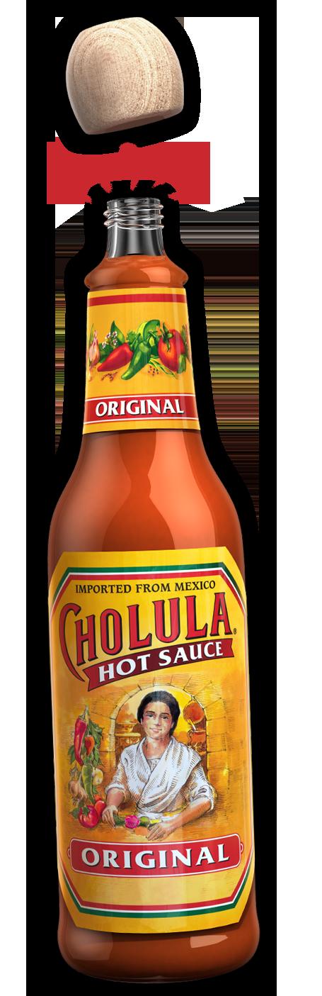 Hot Sauce, Cholula® Original, 5 oz Bottle