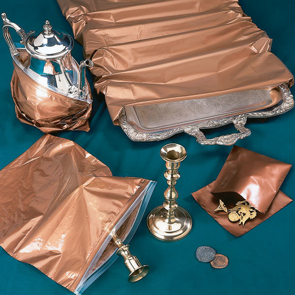 Corrosion Intercept Zipper Bags