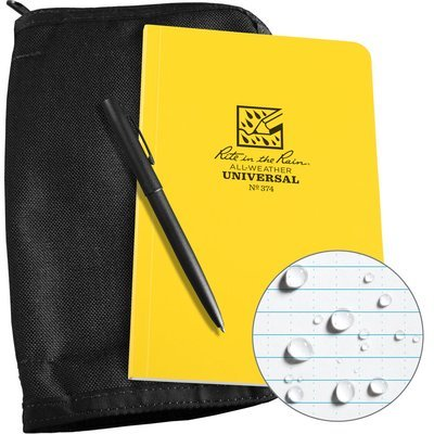 Soft Cover Book Kit (Black)