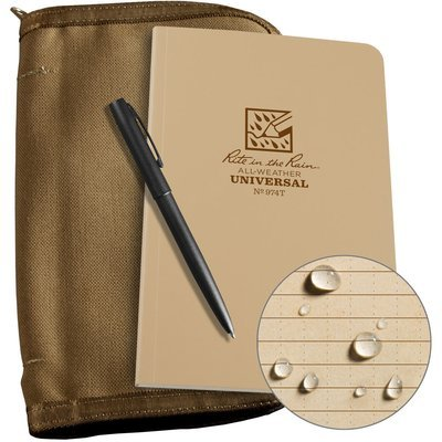 Soft Cover Book Kit (Tan)