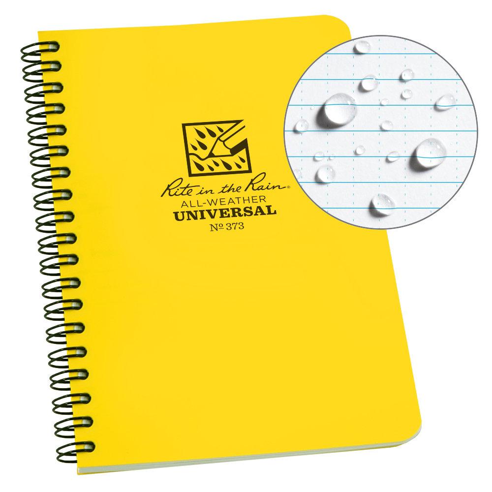 Side-Spiral Notebook