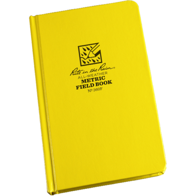 Metric Field Notebook