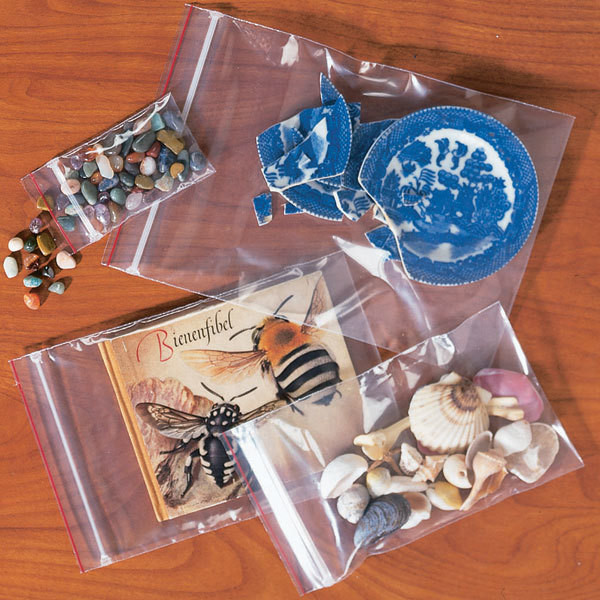 Polyethylene Zipper Bags