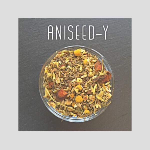 Aniseed-y : 50g Loose-leaf