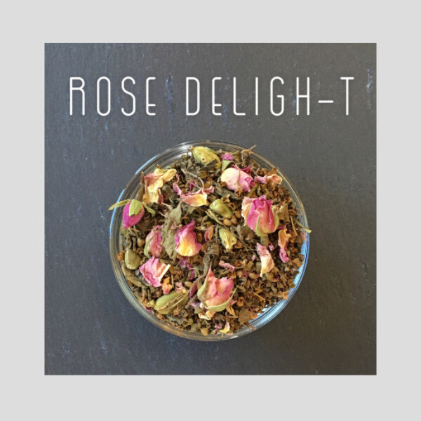 Rose Deligh-T : 50g Loose-Leaf