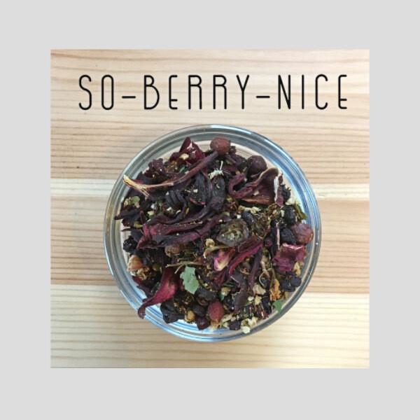 So-Berry-Nice : 50g Loose-Leaf