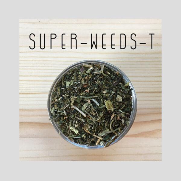Super-Weeds-T : 50g Loose-Leaf