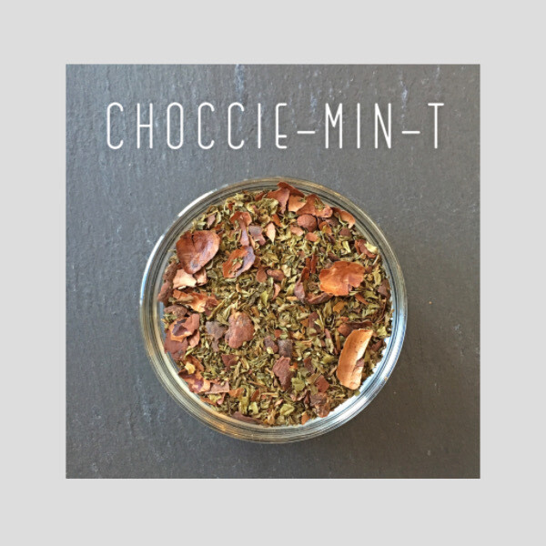 Choccie-Min-T : 50g Loose-Leaf