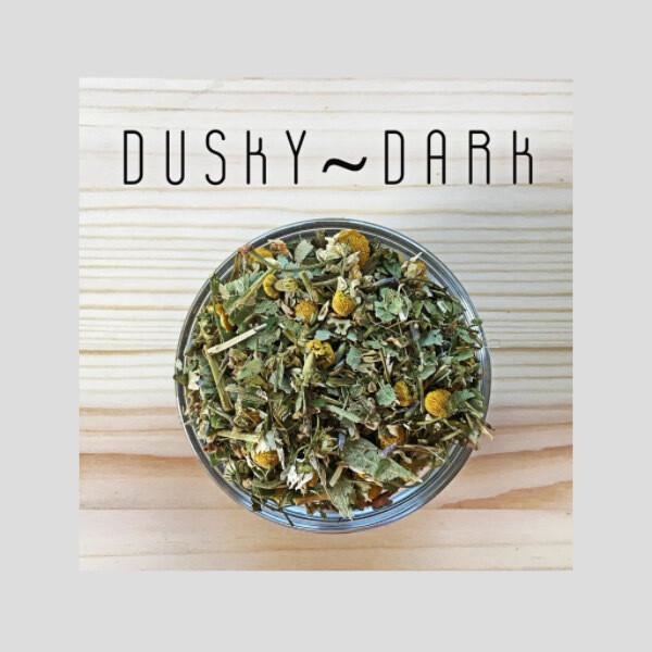 Dusky-Dark : 50g Loose-Leaf