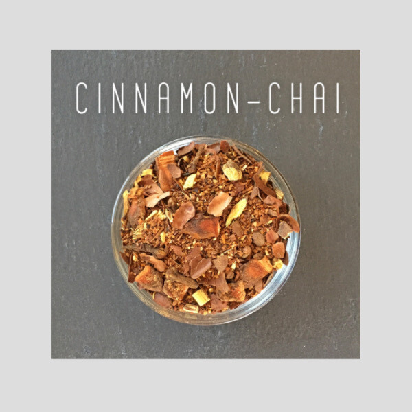 Cinnamon-Chai : 50g Loose-Leaf