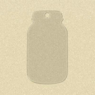 100 Laser Cut Clear Acrylic Blank mason jar Smooth Edge Transparent Plexiglass Circles 1/8 inch (3 mm) with or without Holes DIY Crafts