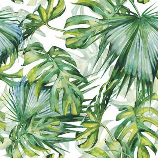Napkins Tropical