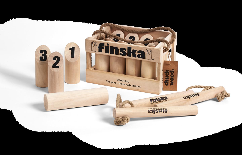 Finska and Launch Bar Bundle