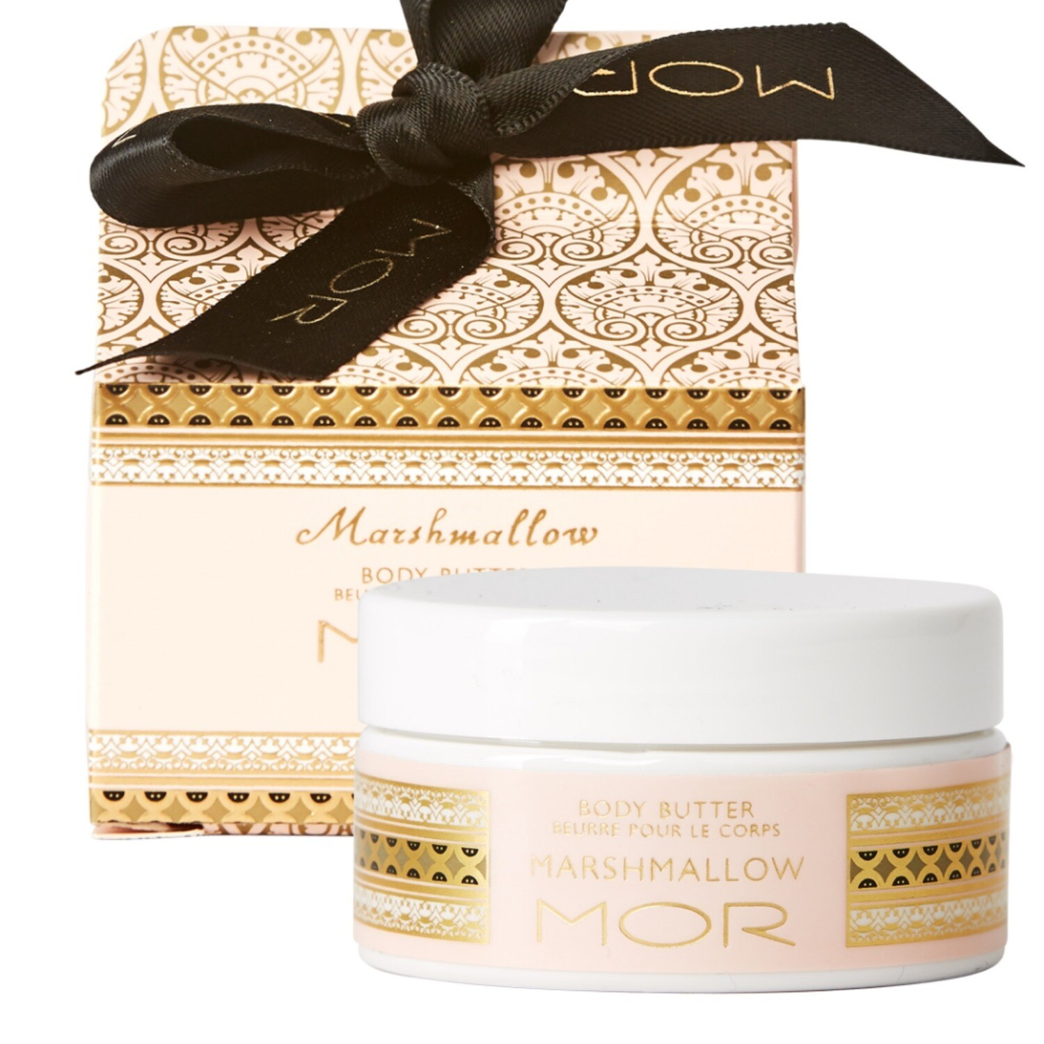 MOR Marshmallow Body Butter 50g