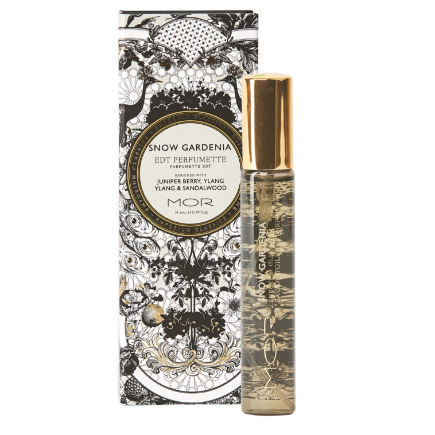 MOR Snow Gardenia Perfumette Spray