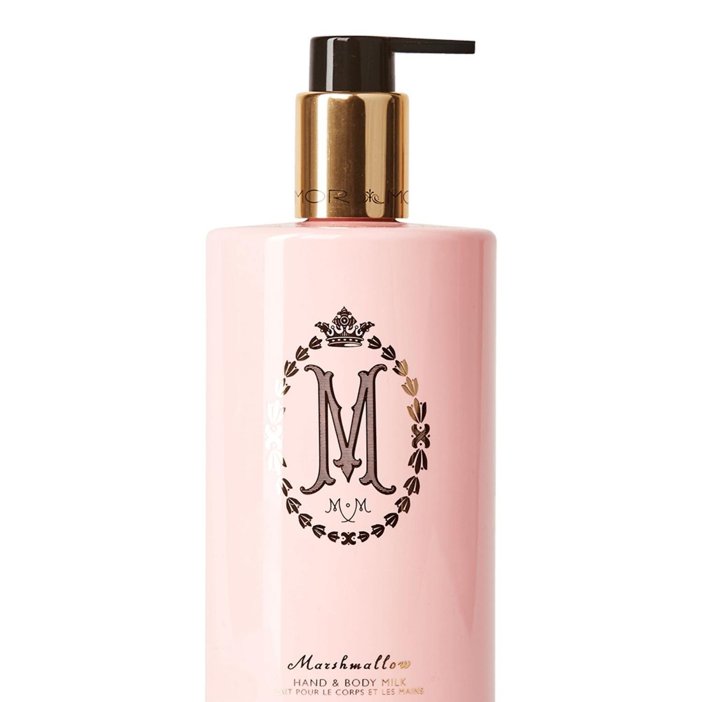 MOR Marshmallow Hand And Body Milk 500ml
