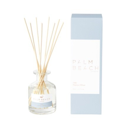 Palm Beach Mini Diffuser 50ml Up to 1.5 Months Scent Life - Linen