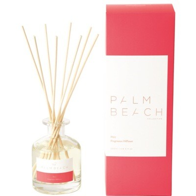 Palm Beach Large Diffuser 250ml Up to 5 Months Scent Life - Posy
