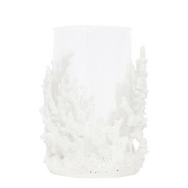 Splosh Coral Large Candle Holder