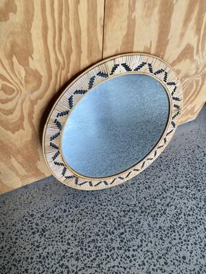 Attica Rattan Mirror 60cm FU2420