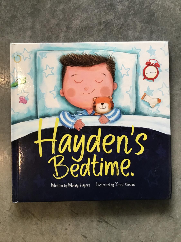 Hayden's Bedtime Book