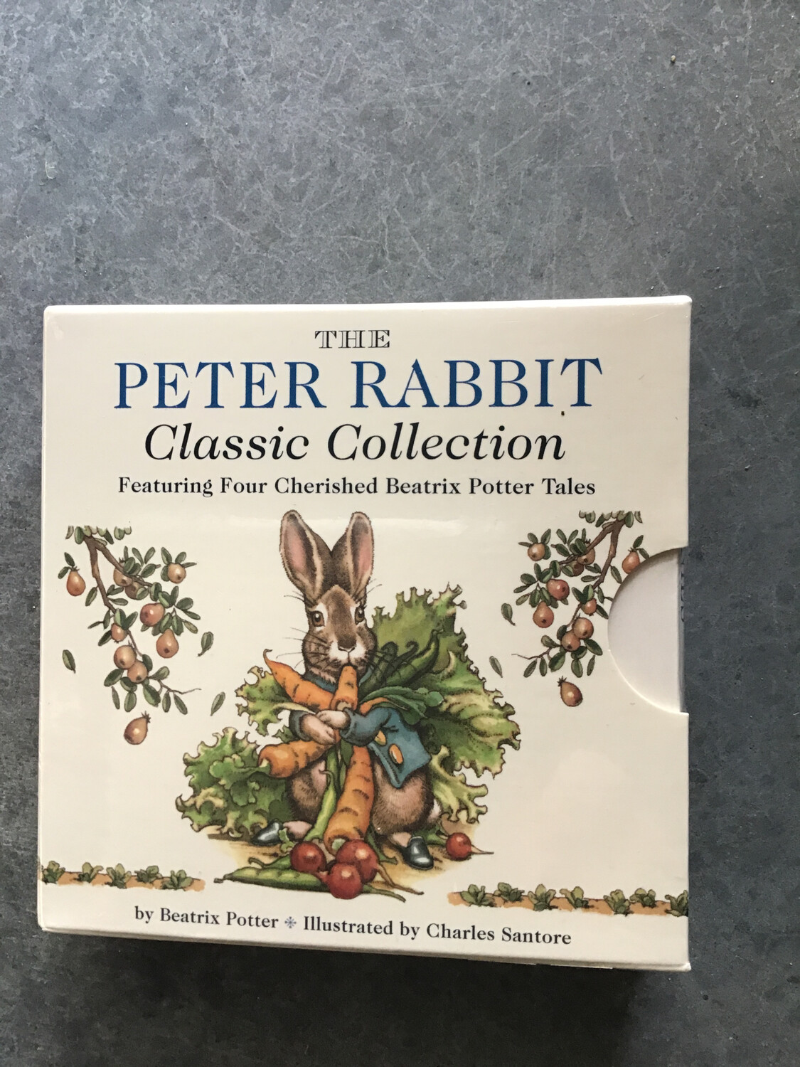 The Peter Rabbit Classic Collection - 4 Little Books