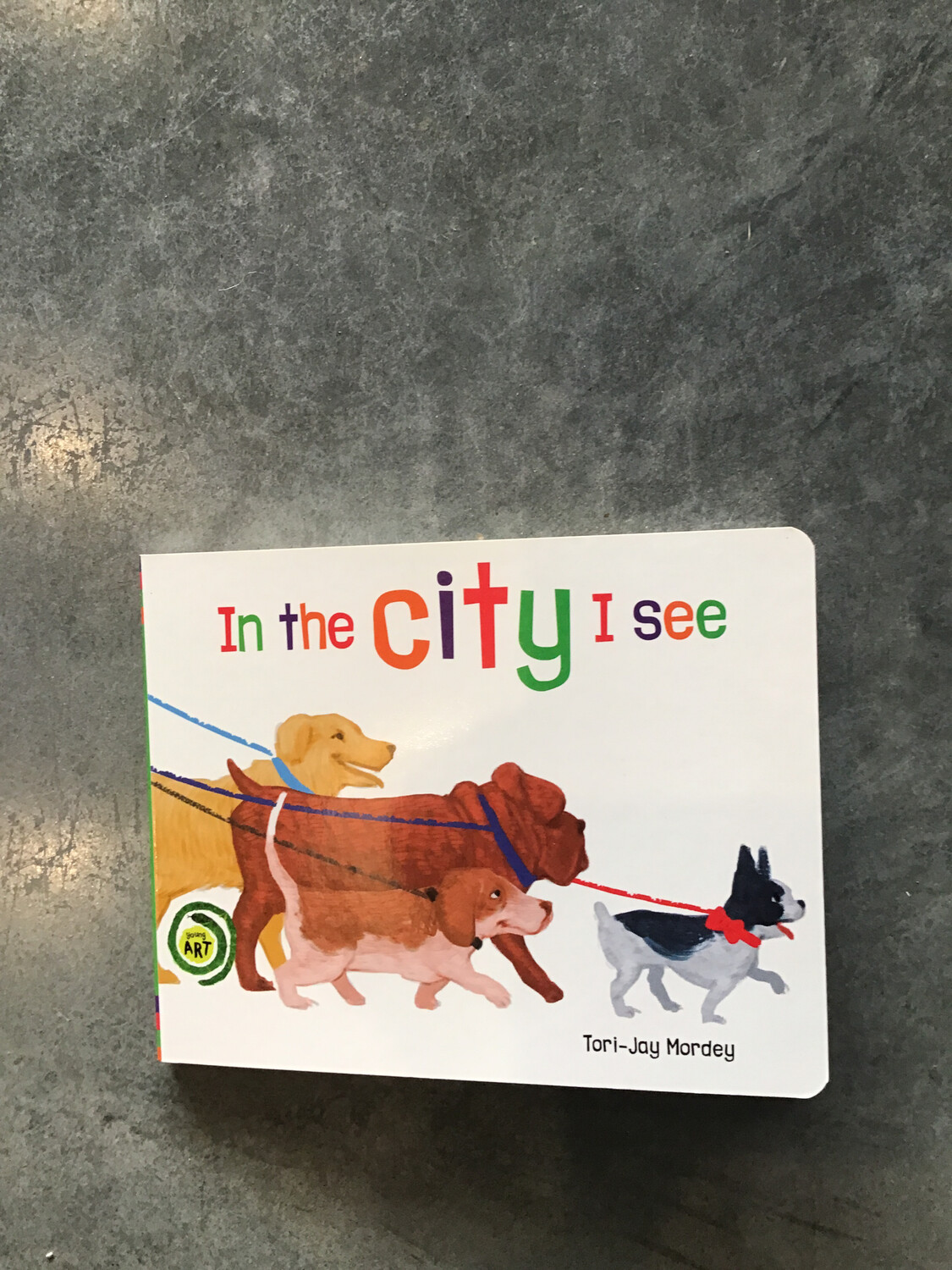 In the City I See Book