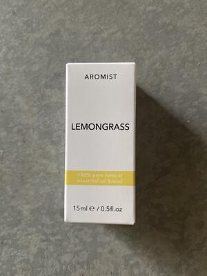 Aromist Natural Essential Oil 15ml - Lemongrass