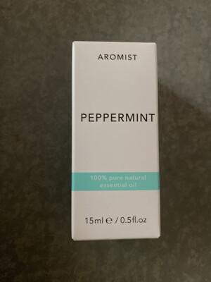Aromist Natural Essential Oil 15ml - Peppermint