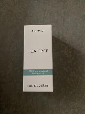 Aromist Natural Essential Oil 15ml - Tea Tree