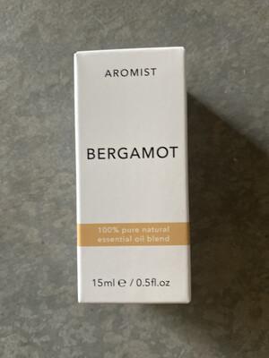 Aromist Natural Essential Oil 15ml - Bergamot