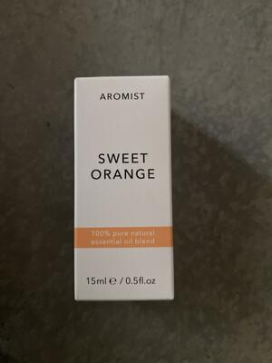 Aromist Natural Essential Oil 15ml - Sweet Orange