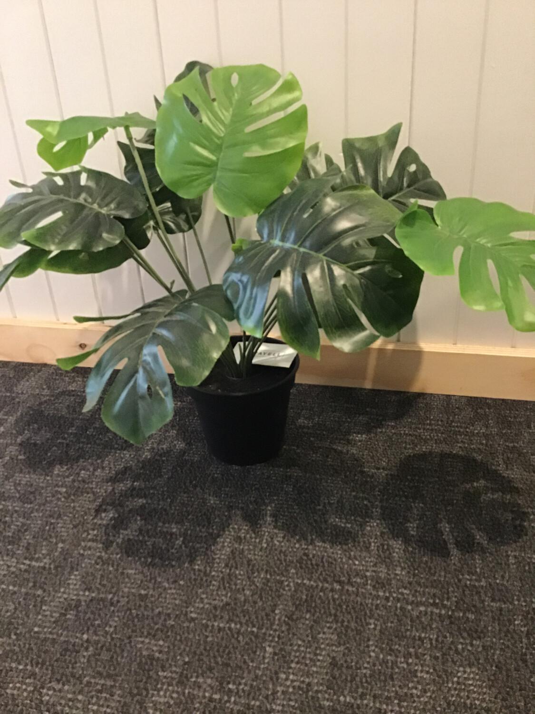 Artificial Plant - Monsteria 40cm GS23