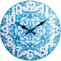 Lavida Clock Santorini 34cm LC9758