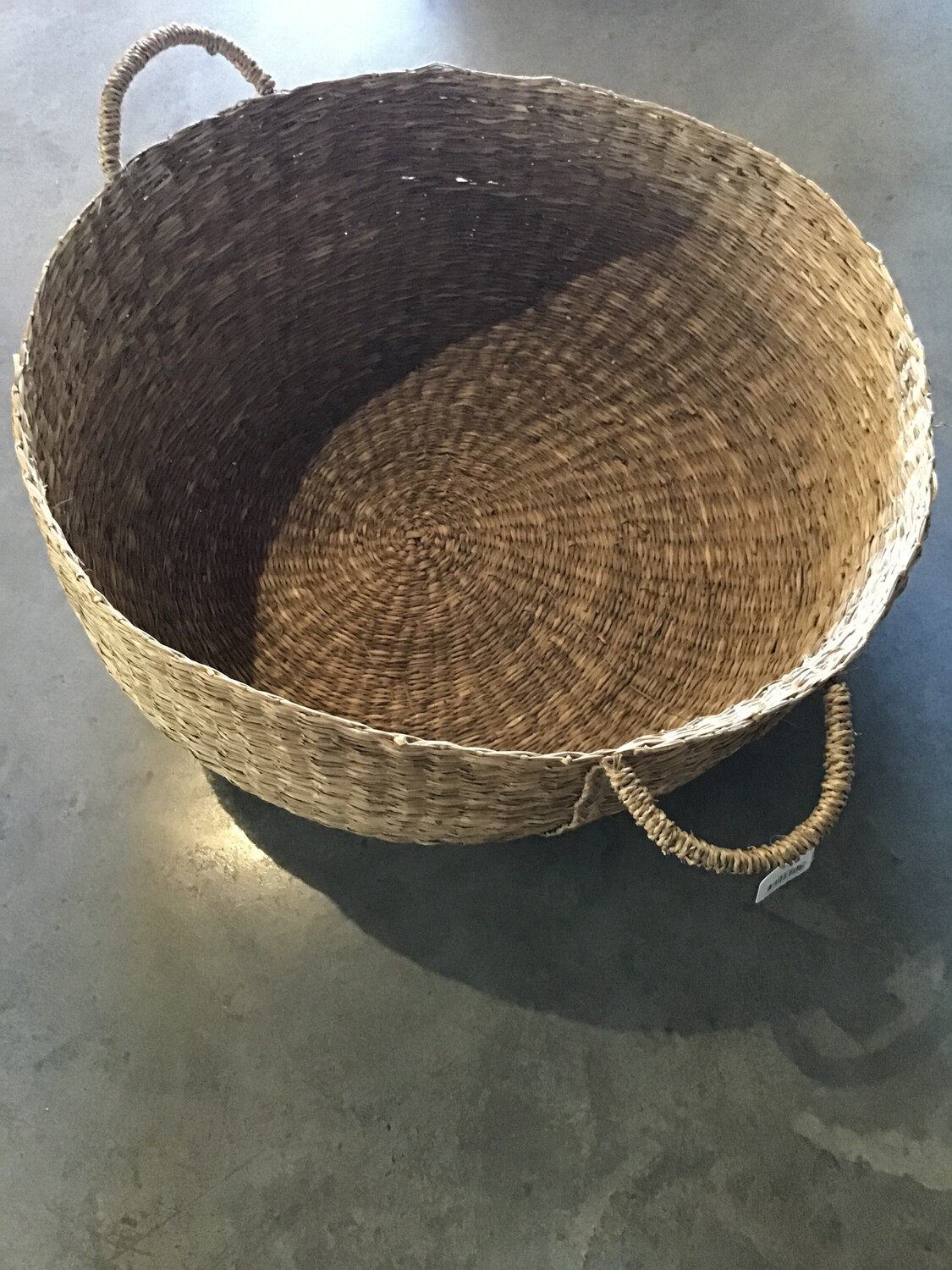 Tahoe Seagrass Basket Large ST2400