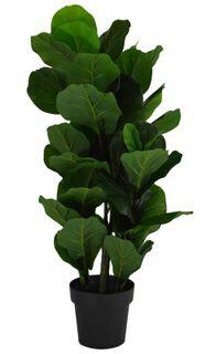 Fiddleleaf Tree 90cm 4 Stem Real Touch AF2175
